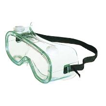 Sikkerhedsbrille goggle LG20 med ventil anti-rids/anti-dug product photo