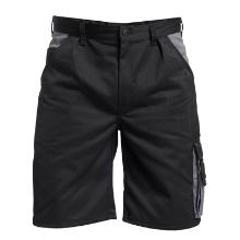 Shorts FE Enterpris Stancord+ sort/grå polyester/bomuld product photo