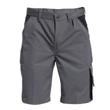 Shorts FE Enterpris Stancord+ grå/sort polyester/bomuld product photo