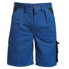 Shorts FE Enterpris Stancord+ azur/sort polyester/bomuld product photo