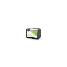 Dispenser Tork Xpressnap N4 bord sort plast product photo