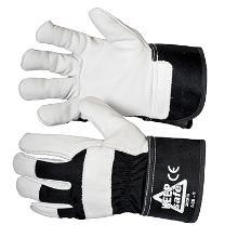Handske Canadian Basic sort oksehud product photo
