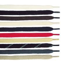 Snørebånd sort 150cm til støvler product photo