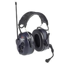 Høreværn PELTOR™ LiteCom med tovejskommunikation og hovedbøjle product photo