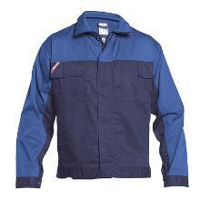 Jakke FE Light marine/blå TC twill polyester/bomuld product photo