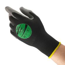 Handske Puretough P1100i/HyFlex 11-421 strik med syntetisk belægning product photo