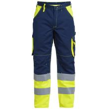 Buks FE Safety EN ISO 20471 marine/gul polyester/bomuld product photo