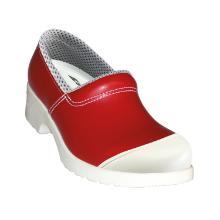 Sikkerhedstræsko Superflex model rød m/hvid pronose m/kap S2 product photo