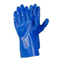 Handske Tegera 7351 blå nitril product photo
