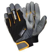 Vibrationshandske Tegera 9180 grå/sort Microthan product photo