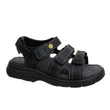 Jobsko sandal sort m/velcro uden sikkerhed ESD product photo