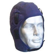 Hue t/hjelm blå 100% bomuld product photo