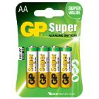 Batteri Alkaline AA GP Super product photo