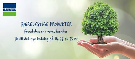 Nyt bæredygtigt katalog