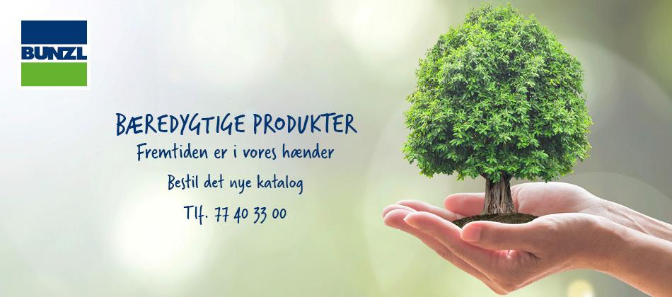 Bæredygtigt katalog