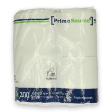 PrimeSource toiletpapier 2-laags 200 vel wit Productfoto