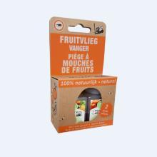 Fruit Fly Ninja fruitvlieg 2-pack NL-FR (re-order box) Productfoto
