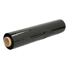 Palletfolie 50cm 300m 20my zwart Productfoto