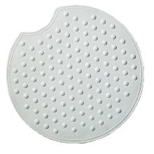 Rotondo badmat 55 cm wit Productfoto