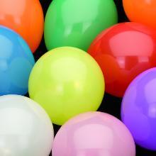 Ballonnen 30 cm assorti Productfoto