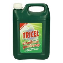 Zeep Tricel vloeibare goudzeep 5 liter Productfoto