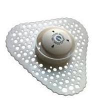 Plastic urinoir mat wit Productfoto