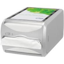 Tork Xpressnap® servethouder counter model lichtgrijs Productfoto