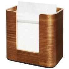 Tork Xpressnap® servethouder walnoot bruin Productfoto