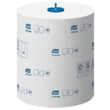 Tork Matic® handdoekrol extra lang 280 m 1-laags 1142 vel wit Productfoto