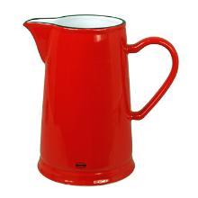 Schenkkan keramiek 1.6L scarlet red cab Productfoto