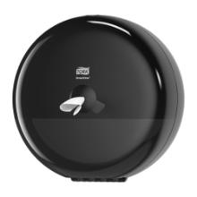 Tork SmartOne® toiletroldispenser T8 27.9x16.7x27.9 cm zwart Productfoto