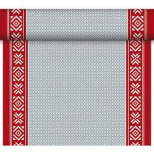 Dunicel tete a tete Winter Feeling red 0.4x24 m Productfoto