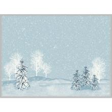 Dunicel placemat Winter Mornings Productfoto