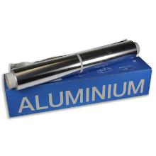Aluminiumfolie 45 cm x 150m 12 my Productfoto