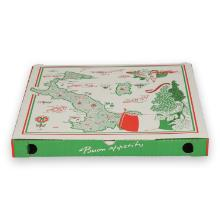 Pizzadoos Italia 32x32x3 cm met aluminium binnenkant Productfoto