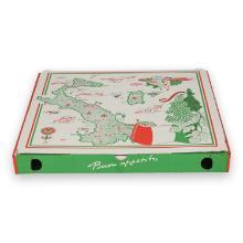 Pizzadoos Italia karton 30x30x3 cm Productfoto