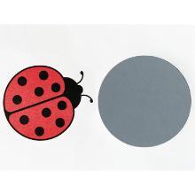 Slab 40x60cm ladybird Productfoto