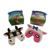 Funbox farm&mask 152x100x102mm Productfoto