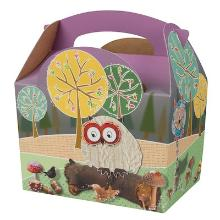 Funbox / kidsbox woodland 152x100x102 mm Productfoto