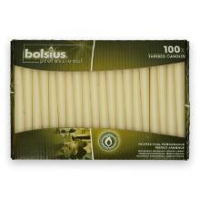 Bolsius Gotisch Professional Kaars 24x2.3 cm ivoor Productfoto