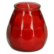 Bolsius Twilight kaars 70 branduren rood Productfoto