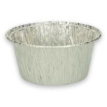 Aluminium schaal ø 8x3.5 cm 106 cc Productfoto