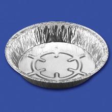 Aluminium schaal rond ø 9.1cm/2cm hoog Productfoto