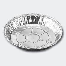 Aluminium schaal rond ø 11.7 cm 2 cm hoog 260 ml Productfoto