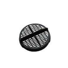 Haardroger uitlaatklep zwart Productfoto