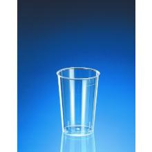 Plastic borrel glas PS 100cc Productfoto