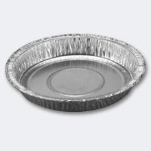 Aluminium schaal rond ø 13.8 cm / 210 ml Productfoto