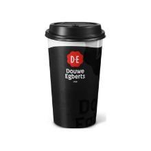 Douwe Egberts kartonnen beker Hot PE 300cc/12oz dia 9cm Productfoto