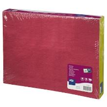 Tork Placemats burgundy red 31x42cm Productfoto