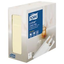 Tork Linstyle® bestekpochette champagne Productfoto